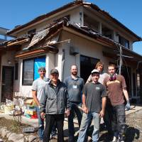 U.S. volunteer group earns tragedy-hit Iwate's respect