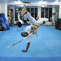 Yoyogi fiesta: Capoeira Zoador Academy will demonstrate at the Cinco de Mayo festival at Yoyogi Park this weekend.