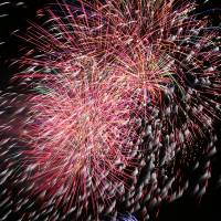 Record haul expected during 20-minute fireworks display