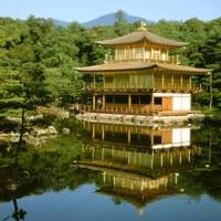 Golden years: Gucci celebrates its 90th anniversary with a traveling exhibition, which starts at Kinkaku-ji Temple in Kyoto.