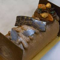 Sweet Xmas: Buche de Noel from Benoit
