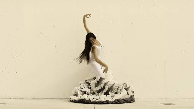 Flamenco queen shares 'Utopia'