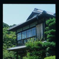 Its elegant Taisho Era residence and teahouse that's suggestive of a refined and privileged lifestyle.
