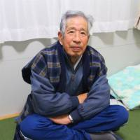 In nearby Taro, Shinpei Oshita is a survivor of tsunamis in 1933 and 2011.