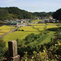The bucolic village of Yagyu in Nara prefecture. | ALON ADIKA