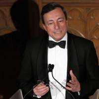 ECB's Draghi says new European agency 'imperative'
