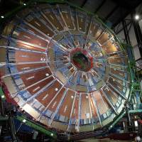 Pure science: The research into quantum mechanics using the Large Hadron Collider particle accelerator at European Organization for Nuclear Research (CERN) may ultimately lead to advances in super-computing. | AFP-JIJI
