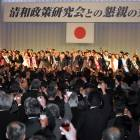 As LDP rides high, are factions biding time?