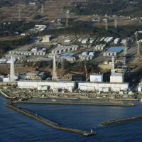 Fukushima No. 1 can't keep its head above tainted water