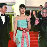 Miike's gore-filled flick panned at Cannes