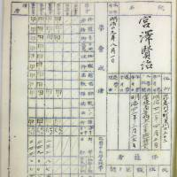 Kenji Miyazawa pupil records found at school