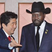Abe offer at TICAD: ¥3.2 trillion in aid