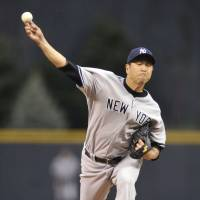 Yankees can't muster any support for Kuroda in defeat