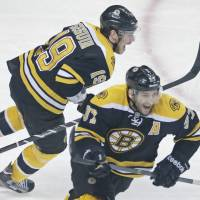 Miraculous rally saves Bruins