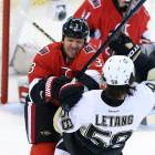 Senators pull game back with double OT victory