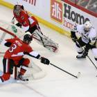 Pens rout Sens, take 3-1 series lead