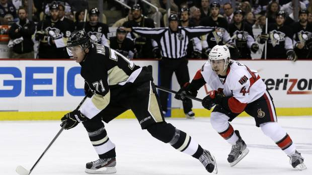 Penguins put away Senators