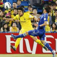 Asian ambition: Masato Kudo is determined to win the Asian Champions League with Kashiwa Reysol this season. | KYODO