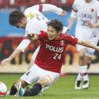 Reds rally past Antlers as J. League celebrates 20 years