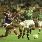J. League's opening game stirs memories 20 years on