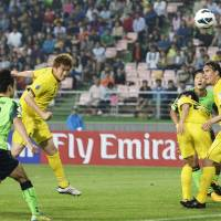 Kashiwa get best of Jeonbuk in first leg