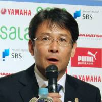 Sekizuka targets survival with Jubilo