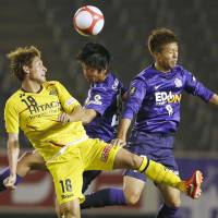 Kashiwa earn draw with Hiroshima