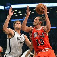 Bulls eliminate Nets, advance to face Heat