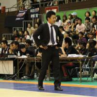 Shocking dismissal: The Ryukyu Golden Kings parted ways with coach Koto Toyama despite a league-record 42-10 mark this season. | MIYAZAKI SHINING SUNS/BJ-LEAGUE