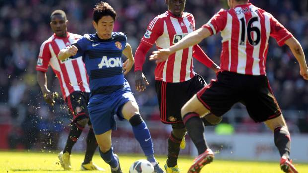 Kagawa can become United star despite frustrating first season