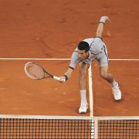 Dimitrov dumps Djokovic out in Madrid Open second round