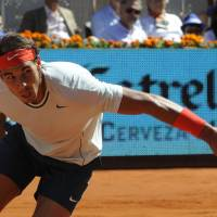 Nadal reaches seventh straight final