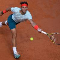 Nadal too much for rival Federer in Italian Open final