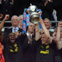 Wigan beats City to claim F.A. Cup