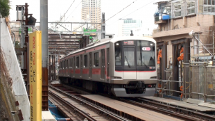 [VIDEO] Toyoko and Fukutoshin lines hook up, creating a direct Yokohama-Saitama route