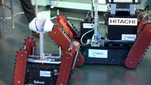 [VIDEO] New robots reduce human risk in disaster cleanup
