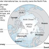 Arctic rising as economic, security hot spot
