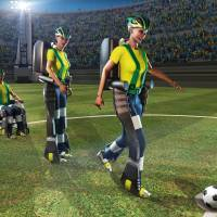 Chance of a lifetime: Scientists hope to have a disabled teenager kick off the 2014 World Cup in Brazil. | THE WASHINGTON POST