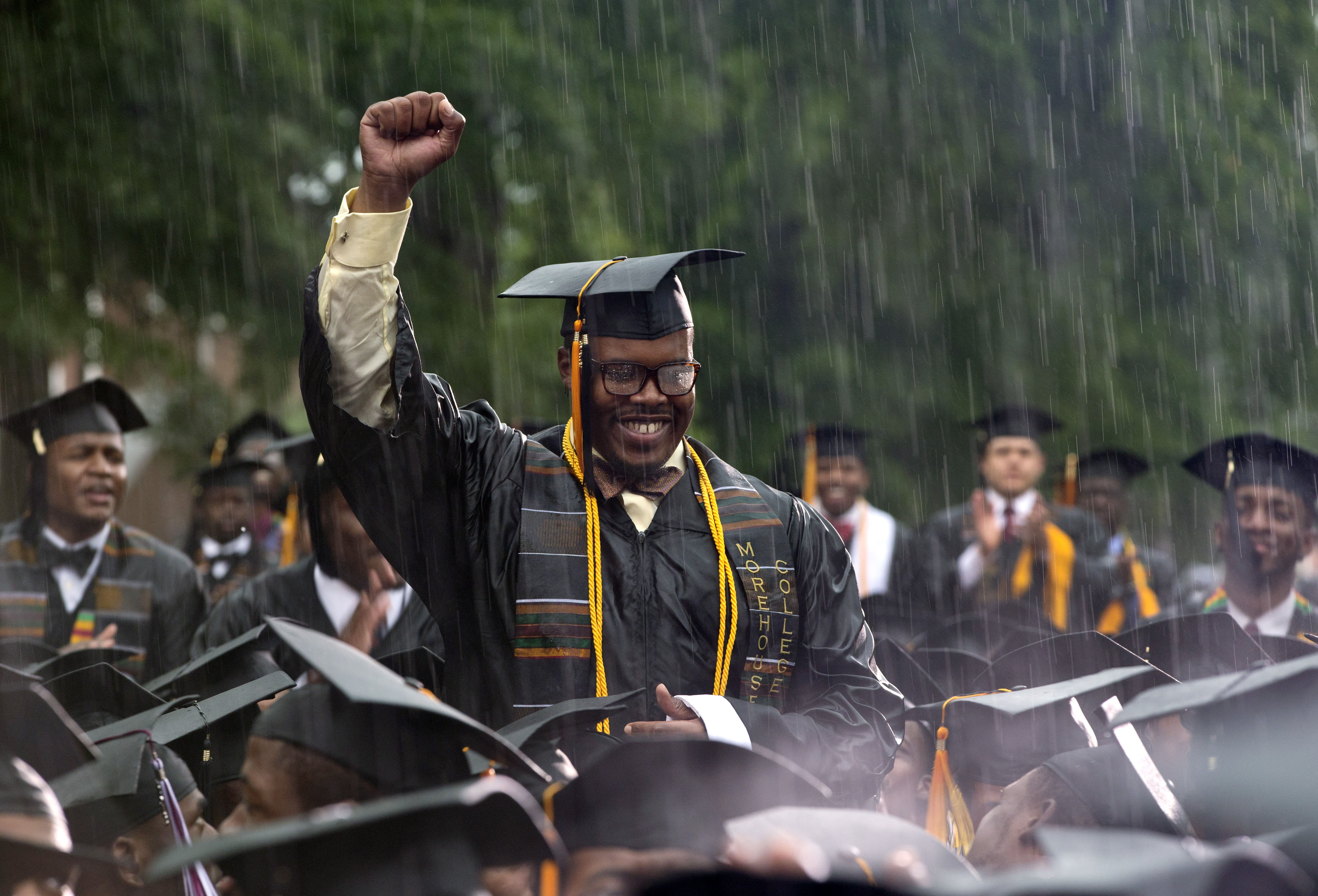 morehouse single men Get an in-depth review and ask questions about morehouse college publishers into a single grade morehouse college morehouse men latest tweet tweets.