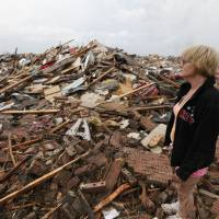 Scores die in monster Oklahoma tornado