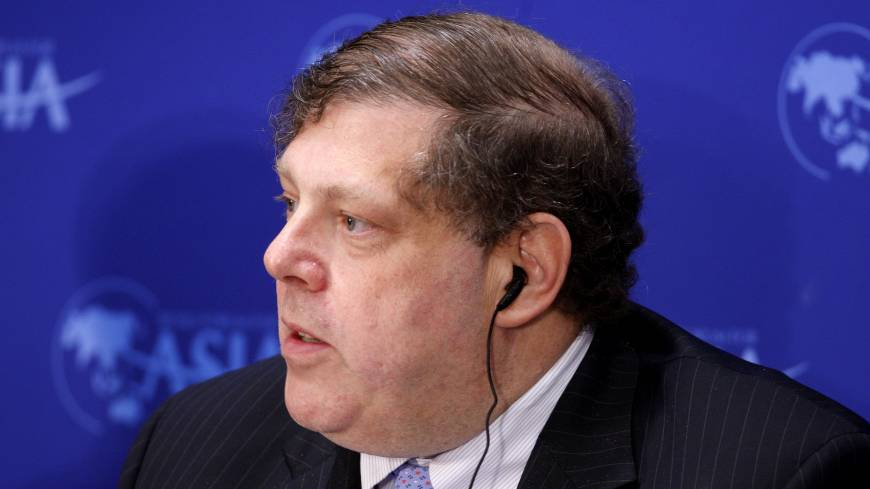 'Passion for technology': The Clinton campaign's chief strategist in 2008, Mark Penn is now out of politics, working as a senior executive at Microsoft.