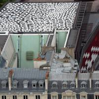 Aboriginal artist gets high-profile Paris display