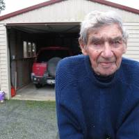 New Zealander still driving cars at the age of 105