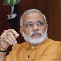 Modi tapped to lead '14 poll campaign for India's BJP