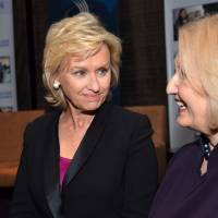 Newsweek editor Tina Brown. | BLOOMBERG