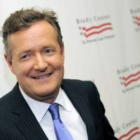 CNN's Piers Morgan. | AP