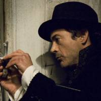 Top pick: Robert Downey Jr. plays the eponymous detective in 'Sherlock Holmes.' | © 2009 VILLAGE ROADSHOW FILMS (BVI) LIMITED