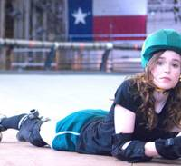 Rolling on: Ellen Page hits the rowdy rink as Babe Ruthless in 'Whip It.' | © 2009 BABE RUTHLESS PRODUCTIONS, LLC, ALL RIGHTS RESERVED