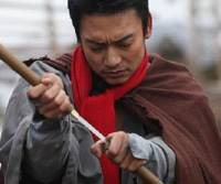 Blind faith: Shingo Katori stars as a family-oriented Zatoichi, a portrayal quite different to that in past Zatoichi films. | © 2010
