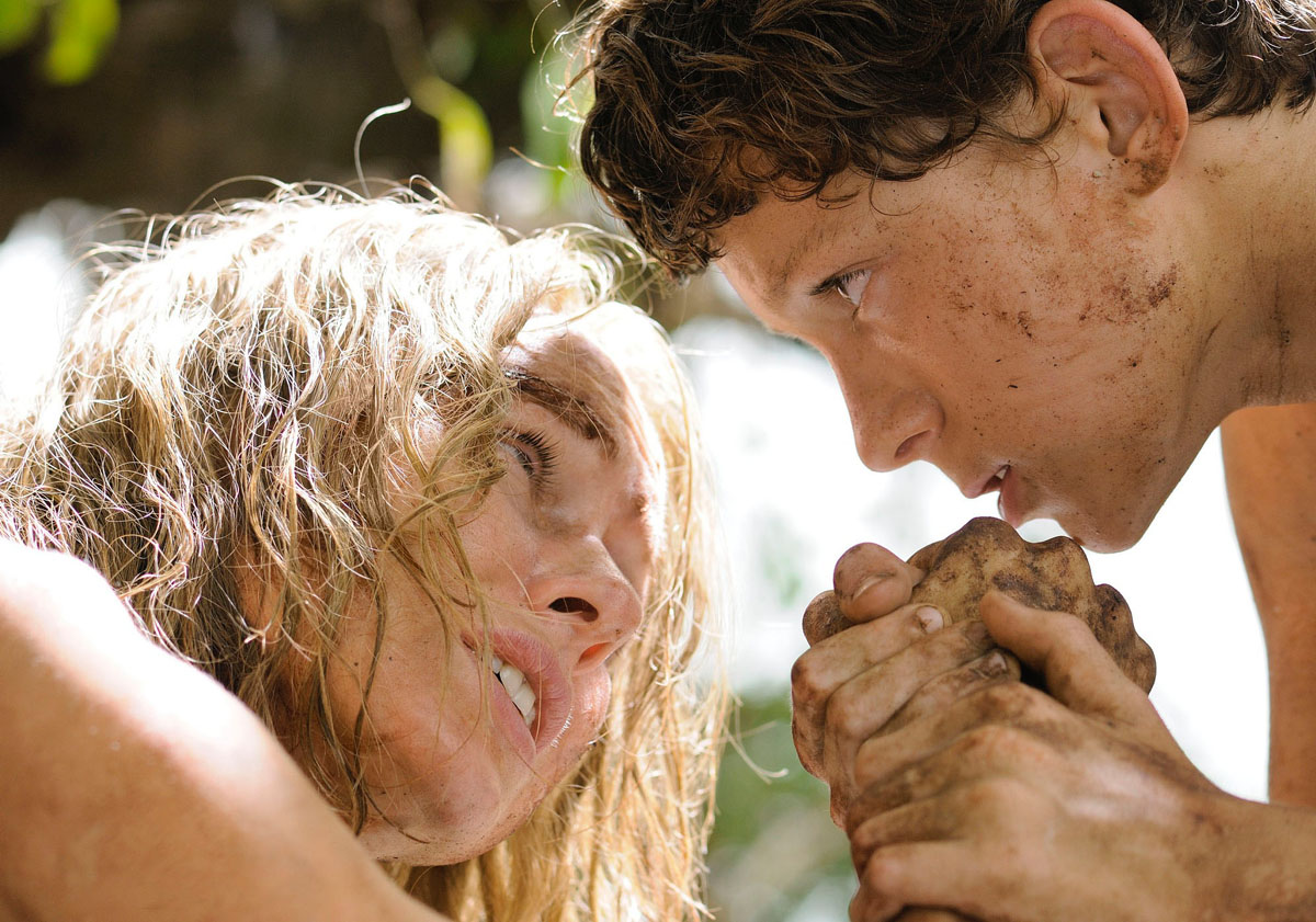 Unflinching survival epic recounts tsunami horror | The ... Christian Bale Western